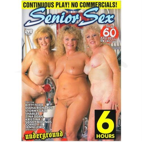 DVD XXX Senior Sex